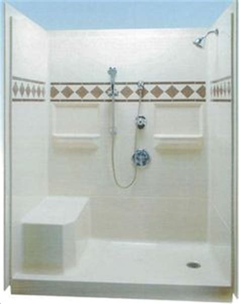 Senior Shower Stalls by 1000 Images About Small Bathroom On Clawfoot