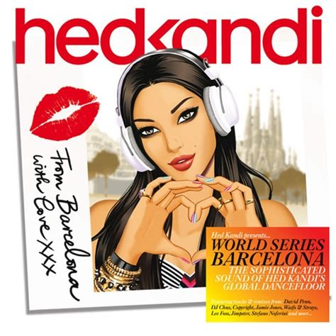 Cd Hed Kandi From Barcelona With 2cd Imported 2009 3cd hed kandi kandi 320kbs