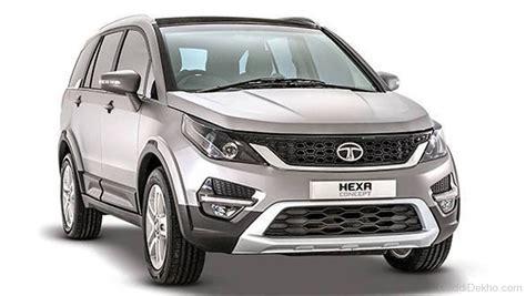 tata hexa concept suv price specs review max autos tata car pictures images gaddidekho com