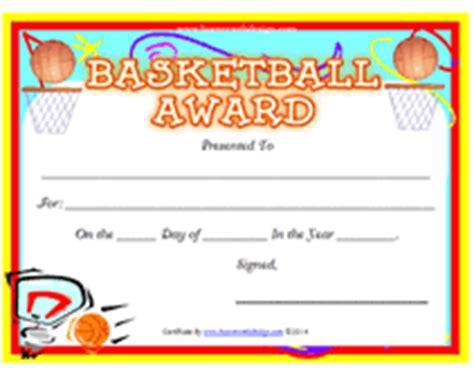 Free Basketball Card Template by Basketball Award