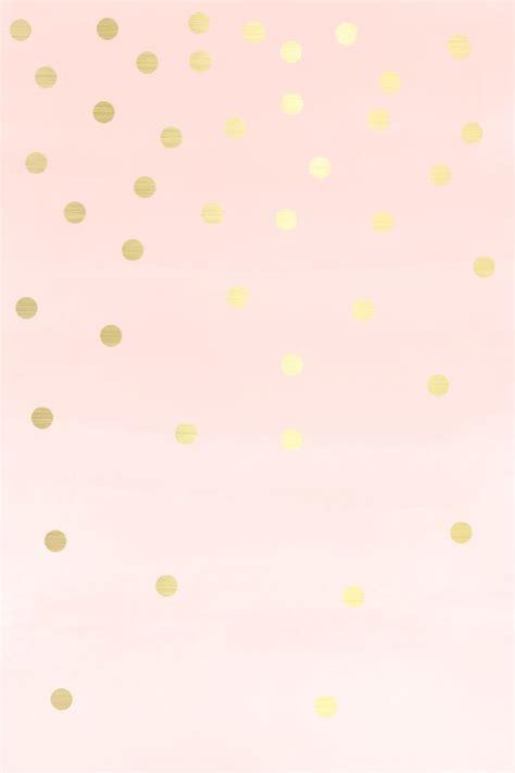 blush pink  gold wallpaper wallpapersafari