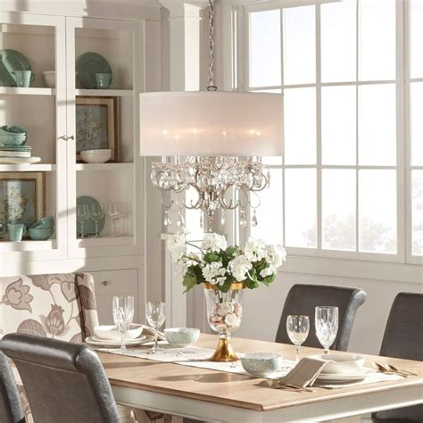 dining room chandeliers with shades best 25 drum shade ideas on pinterest drum lighting