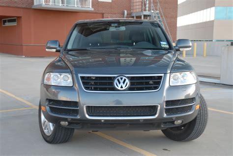 2004 Volkswagen Touareg by 2004 Volkswagen Touareg Pictures Cargurus
