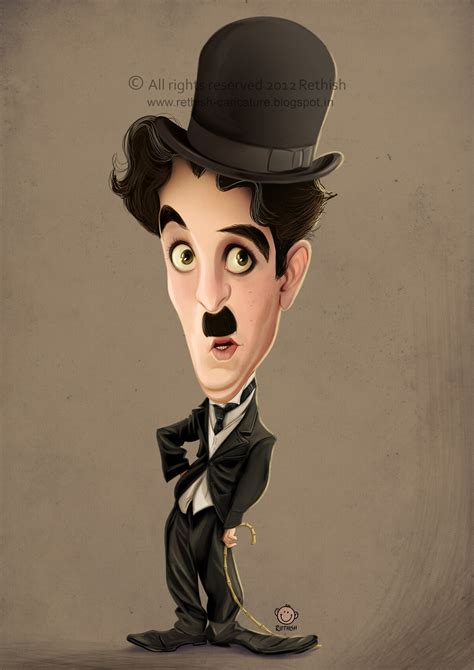 Home Design For Kerala by Rethish Art Charlie Chaplin
