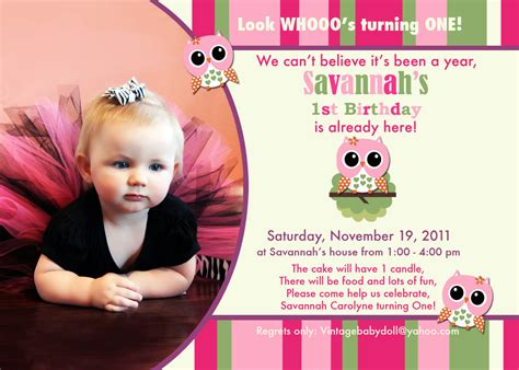 free first birthday invitations templates infoinvitation co