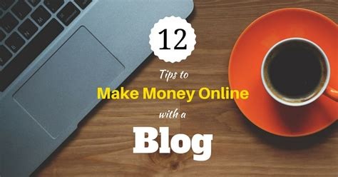 Blog Making Money Online - 12 tips to make money online with a blog like a boss pajama affiliates