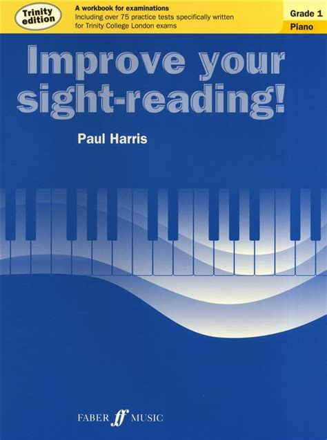 sight book three of the waters series volume 3 books improve your sight reading edition piano grade 1