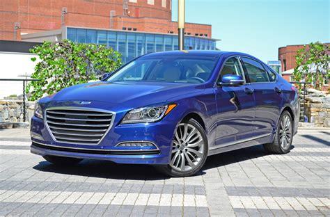 2015 Hyundai Genesis Sedan For Sale by 2015 Hyundai Genesis Sedan Drive Impressions