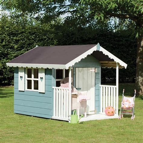 Barn Style Houses forest maisie playhouse wooden playhouse internet gardener