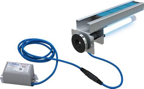 fresh aire uv apco magnet mount uv carbon air purifier