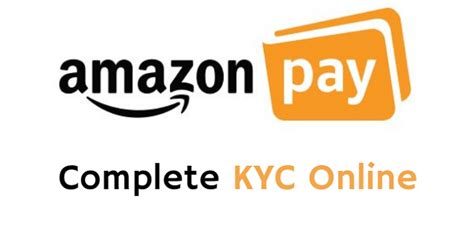 amazon pay amazon pay how to submit kyc online alldigitaltricks