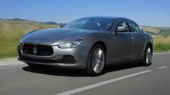 Maserati Gibli Maserati Ghibli 2014 Review Carsguide