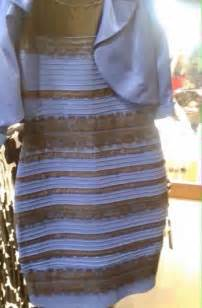 gold color dress what color is this dress black and blue or white and