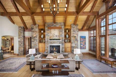 craftsman living rooms beautiful interior designs