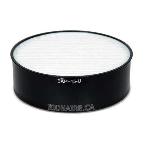fan air purifier filters bionaire bapf45 permanent air purifier replacement filter