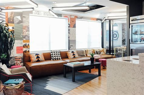 The Office Miami by 10 Stylish Spaces Of The Wework Office In Miami Blogrope