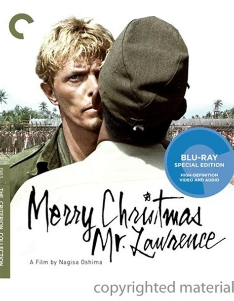 merry christmas  lawrence  criterion collection blu ray  dvd empire