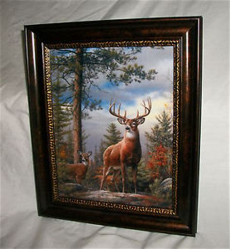 home interiors deer picture home interior deer picture ebay