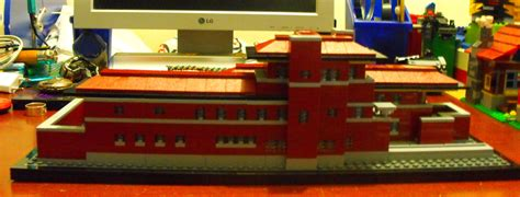 lego house to buy lego architecture robie house buy