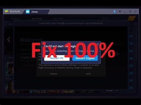 bluestacks could not start the engine bluestacks 3 engine won t start fix bluestacks 3