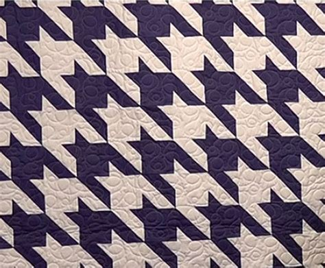 houndstooth pattern ai houndstooth quilt pattern free video tutorial