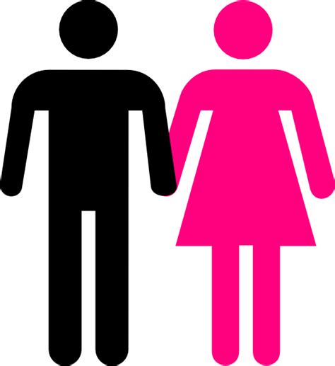 bathroom man and woman man and woman bathroom symbol clipart best