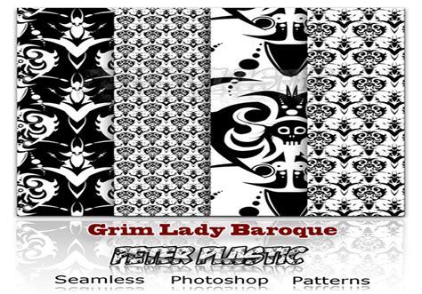 baroque pattern brush grim lady baroque patterns free photoshop patterns at