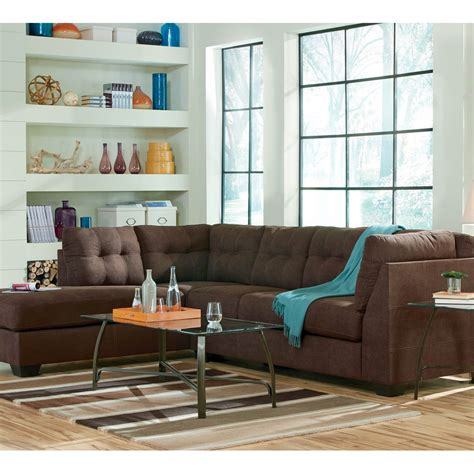 2 pc sectional sofa chaise maier 2 pc sectional sofa with left corner chaise