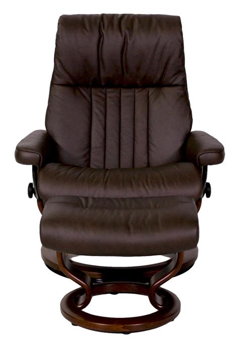 stressless ottoman price stressless by ekornes crown large stressless chair and