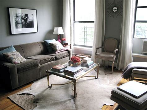 Gray Jute Rug by Decorating With Layered Rugs Jenna Burger