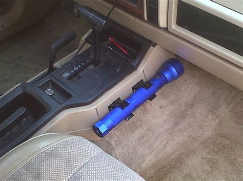 maglite mounts mag lite mounted jeep forum