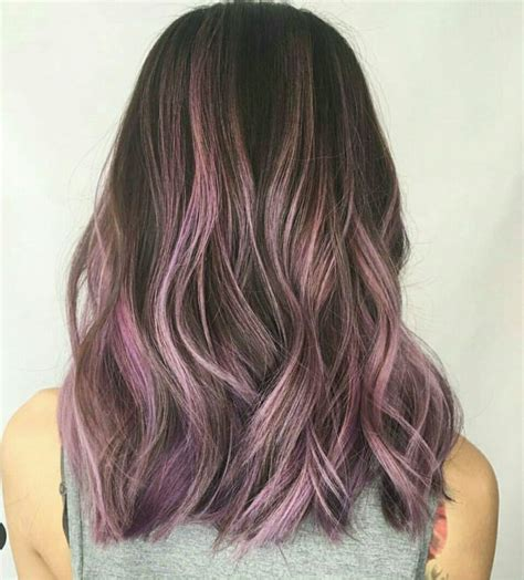 lavender highlights ideas  pinterest lilac