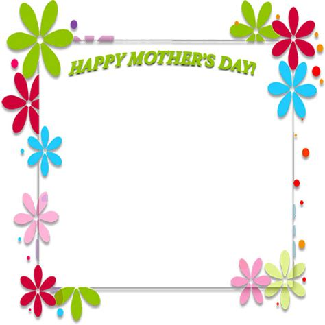 s day borders free mothers day border clip