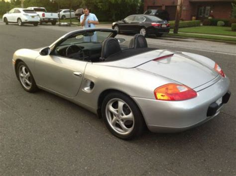 1997 porsche boxster for sale 18 990 automatic convertible carsguide sell used 1997 porsche boxster base convertible 2 door 17 000 miles in staten island new