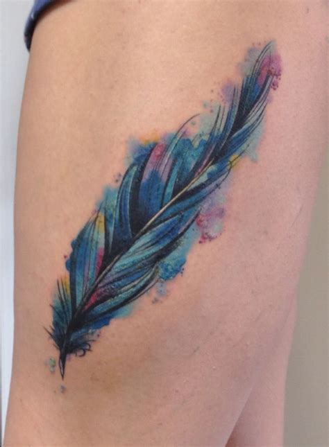 feather tattoo ideas pinterest 1000 images about tattoos on pinterest watercolors