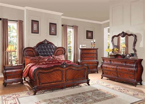 Dallas Bedroom Furniture Dallas Designer Furniture Amelia Bedroom Set With Upholstered Bed