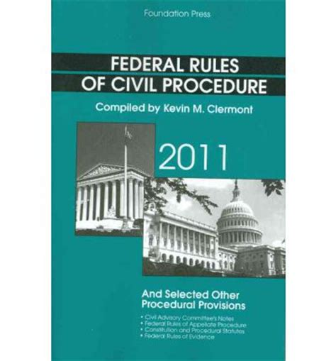 federal of civil procedure 2018 edition with advisory committee notes books federal of civil procedure kevin m clermont