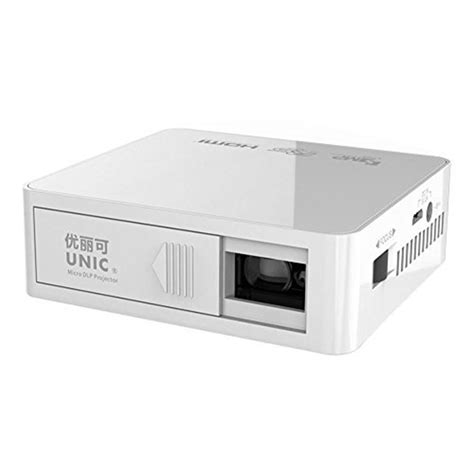 Proyektor Unic unic uc50 smart portable built in lithium battery high resolution 1080p led projector home