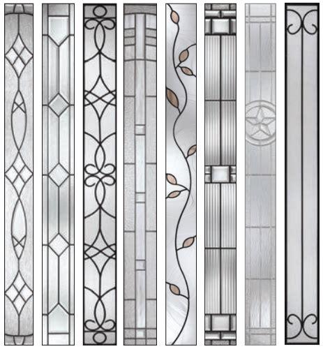decorative panel glass decorative door glass art glass stained glass studio ireland