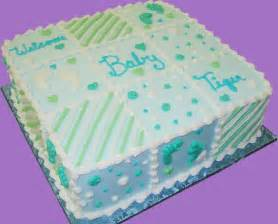 sheet cakes ideas for baby shower party xyz