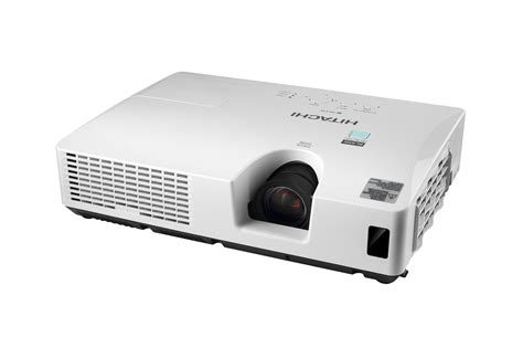 Lu Lcd Projector Hitachi hitachi debuts cpwx8 portable series lcd projector