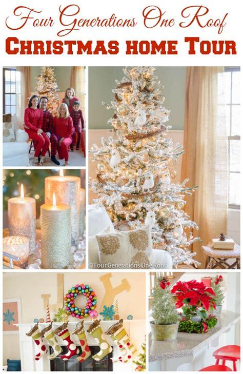 christmas home tours continue i heart organization