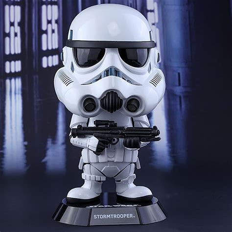 Toys Cosbaby L Stormtrooper New Misb toys wars stormtrooper cosbaby l bobble