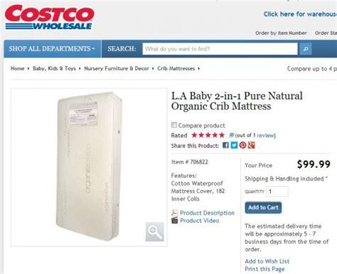l a baby 2 in 1 organic soy foam crib mattress l a baby 2 in 1 organic soy foam crib mattress l a baby