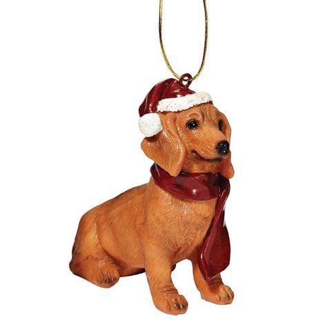 puppy ornaments dachshund ornaments at doggiechecks