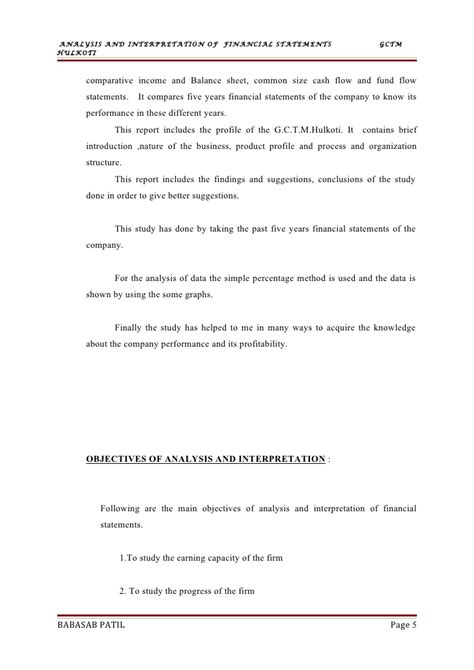 Mba Project Report On Financial Planning And Forecasting by Ratio Analysis Gadag Textile Mill Project Report Mba Finance