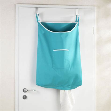 space saving laundry wenko space saving laundry bag turquoise