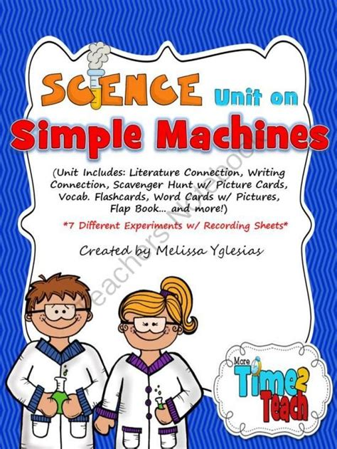 fun lol to teach machines how to learn more efficiently 17 best images about science simple machines on activities student and learning