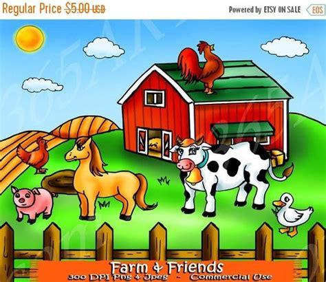bauernhof scheune clipart 50 farm animals clipart farm clip scrapbooking