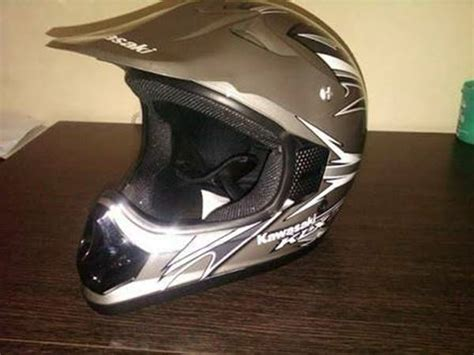Helm Crf150l helm bawaan crf150l kurang berkelas informasi otomotif
